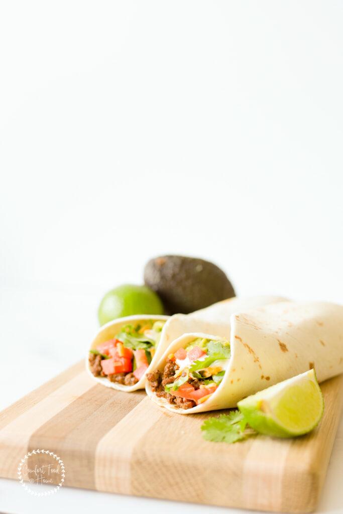 Ground Beef Taco Recipe