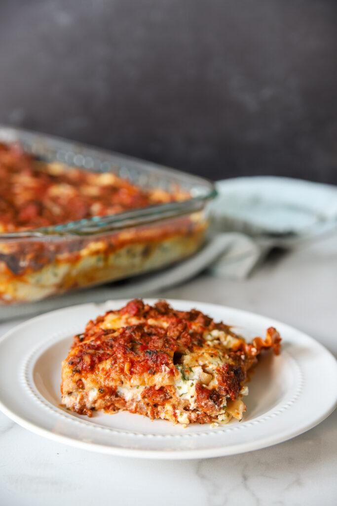 The Best Classic Lasagna