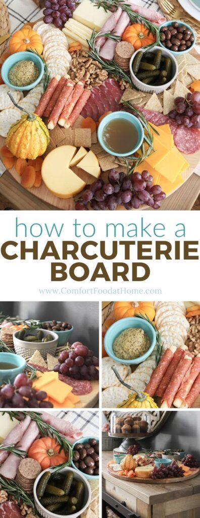 Easy Charcuterie Board Ideas