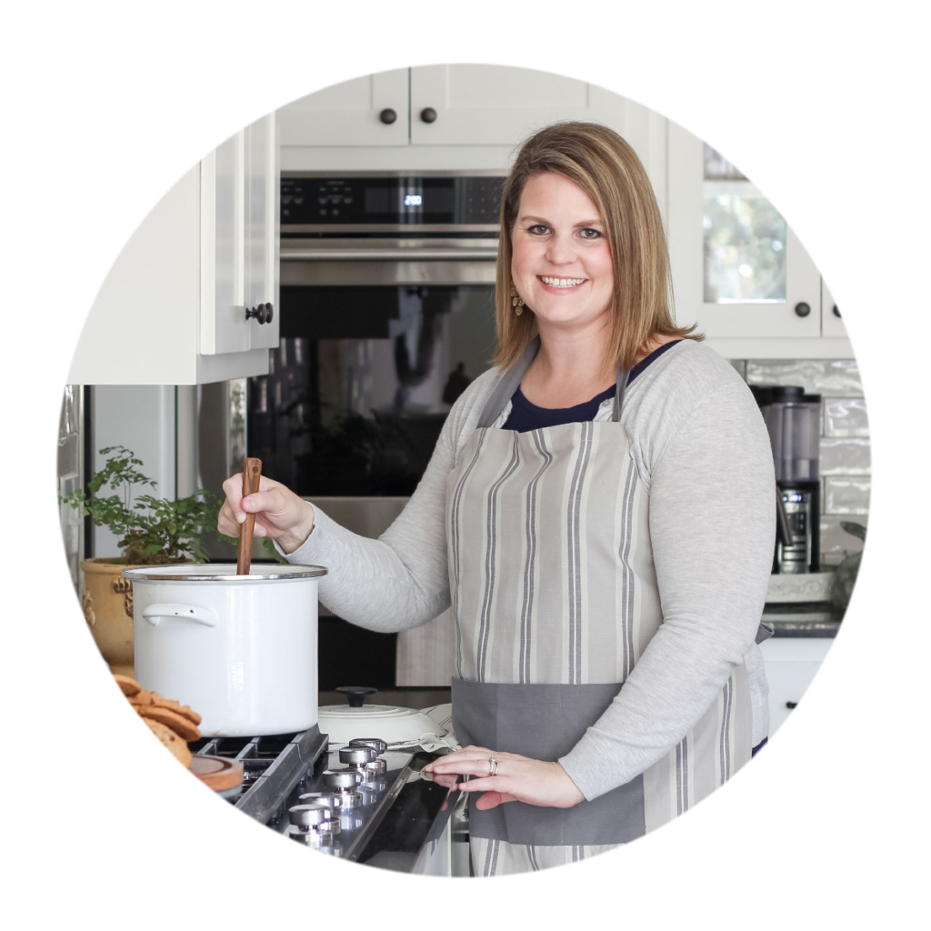 Laura, author of Comfort Food at Home