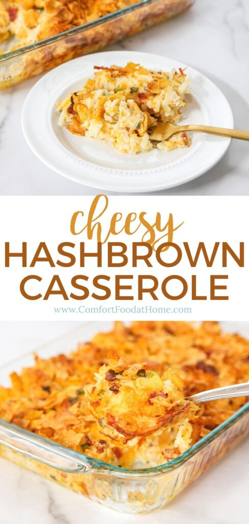 Cheesy Hashbrown Casserole Recipe