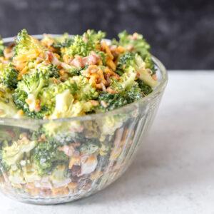 The Best Broccoli Salad Recipe