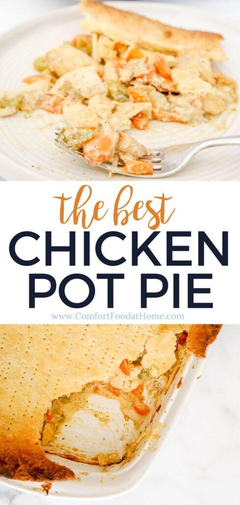 The Best Chicken Pot Pie Recipe