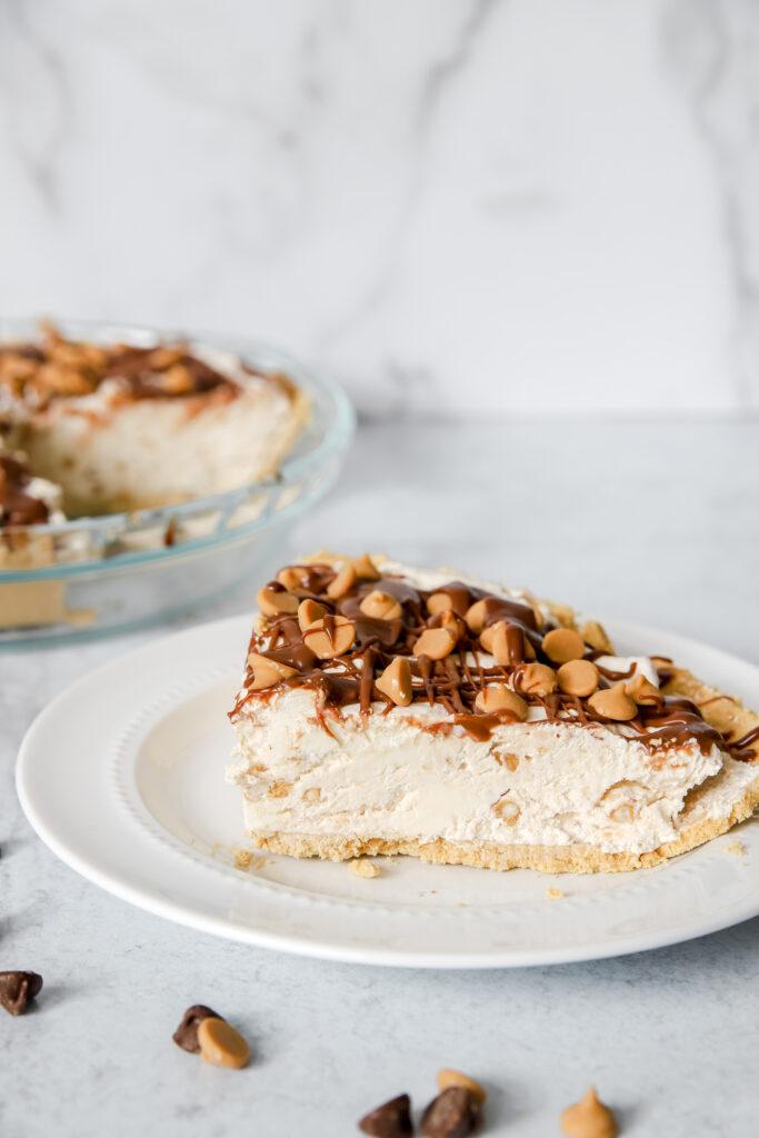 Easy Peanut Butter Pie