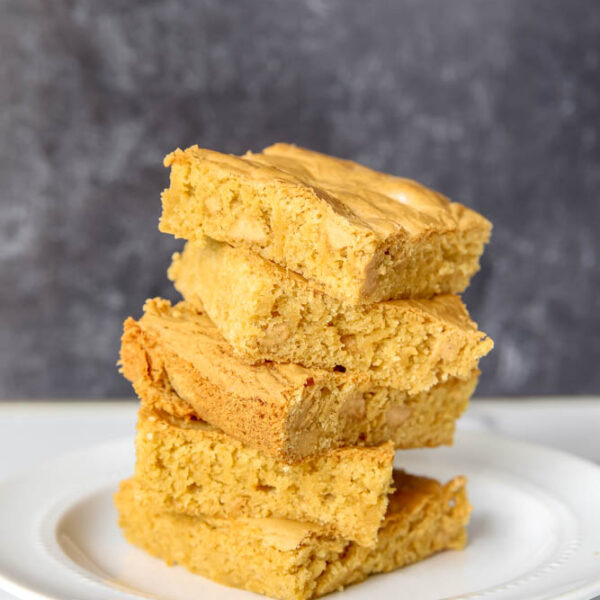Delicious Butterscotch Brownies