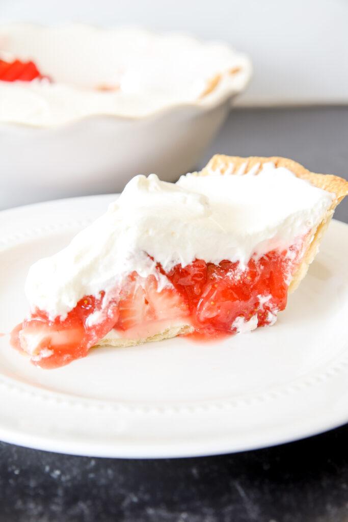 Fresh and Easy Strawberry Pie Recipe