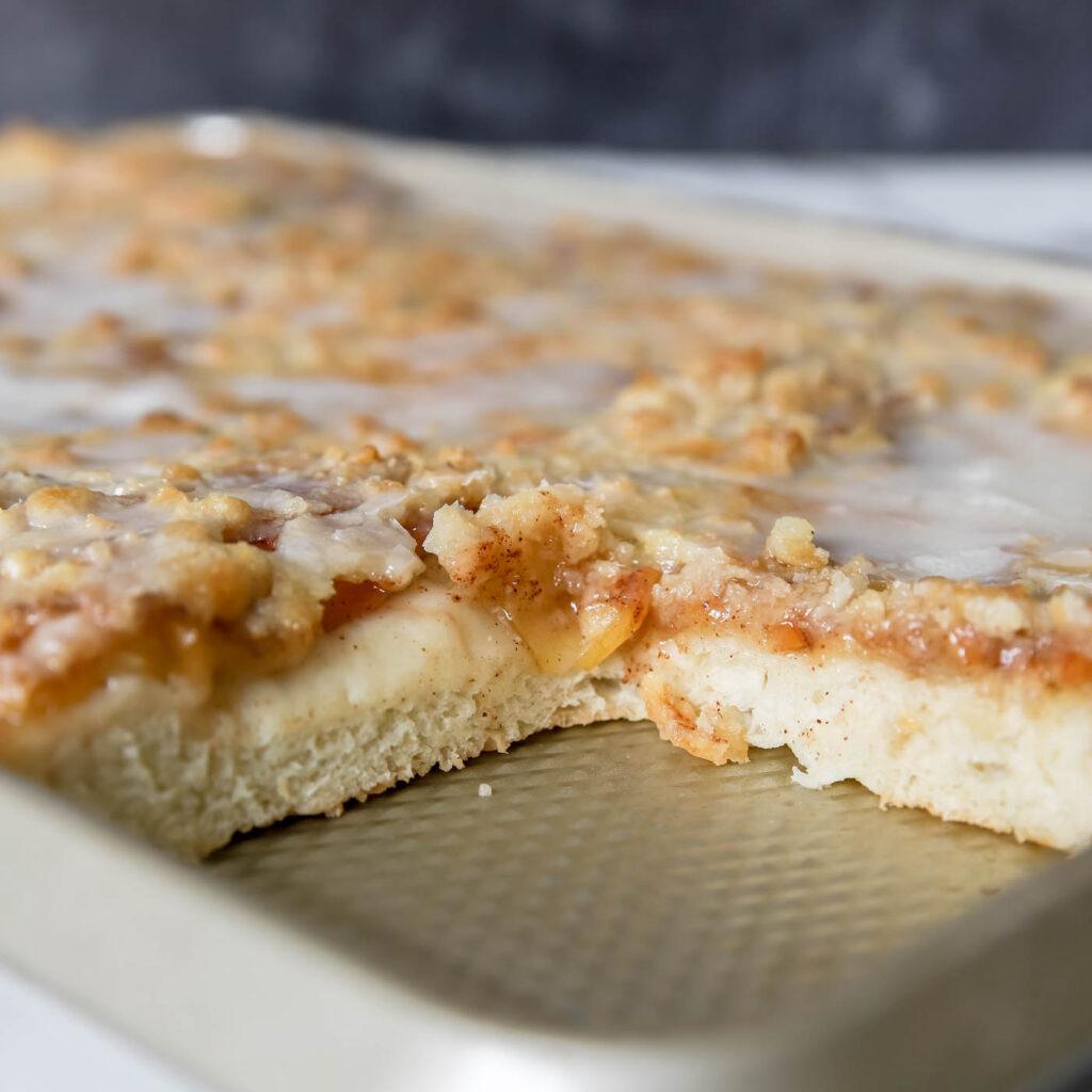 Apple Pizza Recipe