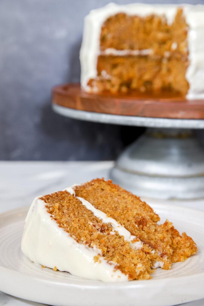 The Best Carrot Cake Recipe